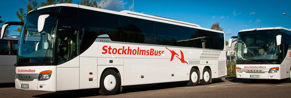 När du behöver hyra buss