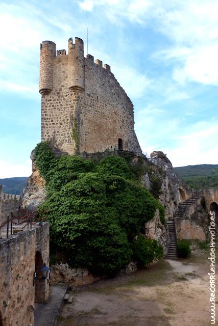 Torre del homenaje, Castillo de Frías