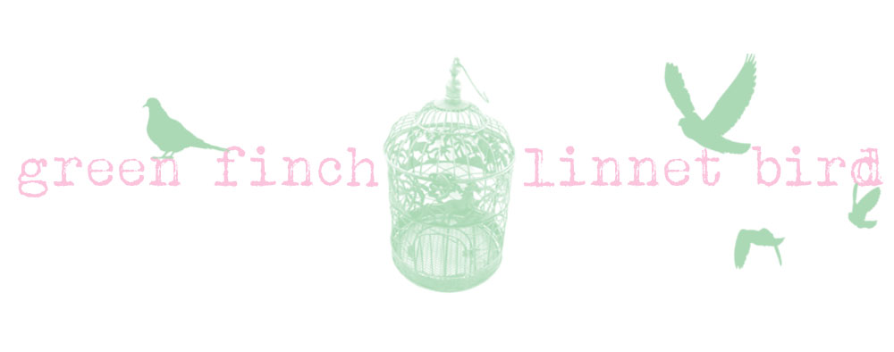 Green Finch & Linnet Bird // Beauty // Travel // Lifestyle // Baking!