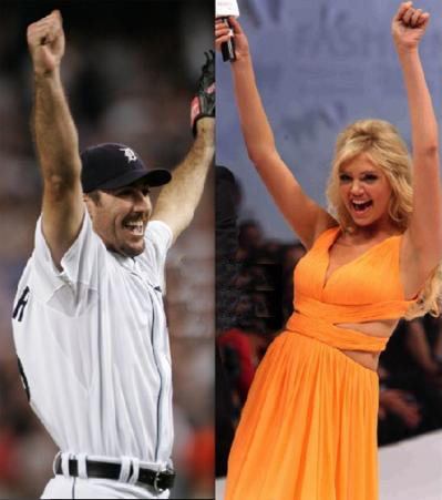Kate Upton and Justin Verlander: New Couple Alert?! » Gossip | Kate Upton