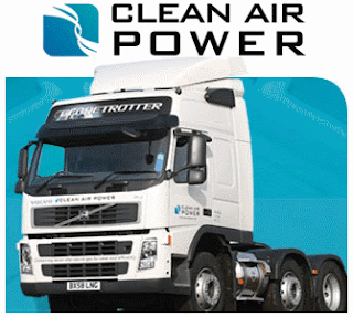 lean Air Power Tackling Road Freight Transport Costs Bi-Fuel Diesel and CNG (compressed natural gas)