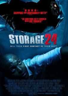 Storage 24 – Korku Kapanı filmini full izle