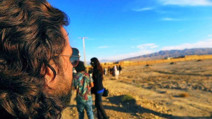 Hijrat Upcoming Movie On Set Pictures