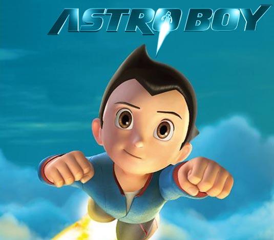 Astro Boy Face Astroboy was