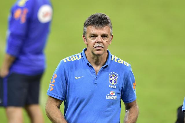 Gilmar confirma que quer dar espaço aos sul-americanos além dos europeus em reunião (Foto: Fernando Dantas/Gazeta Press)