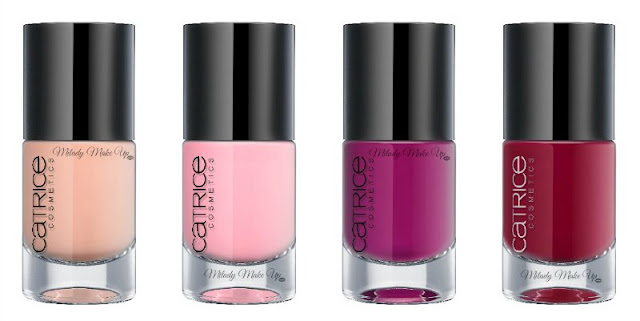 Ultimate nail lacquer catrice