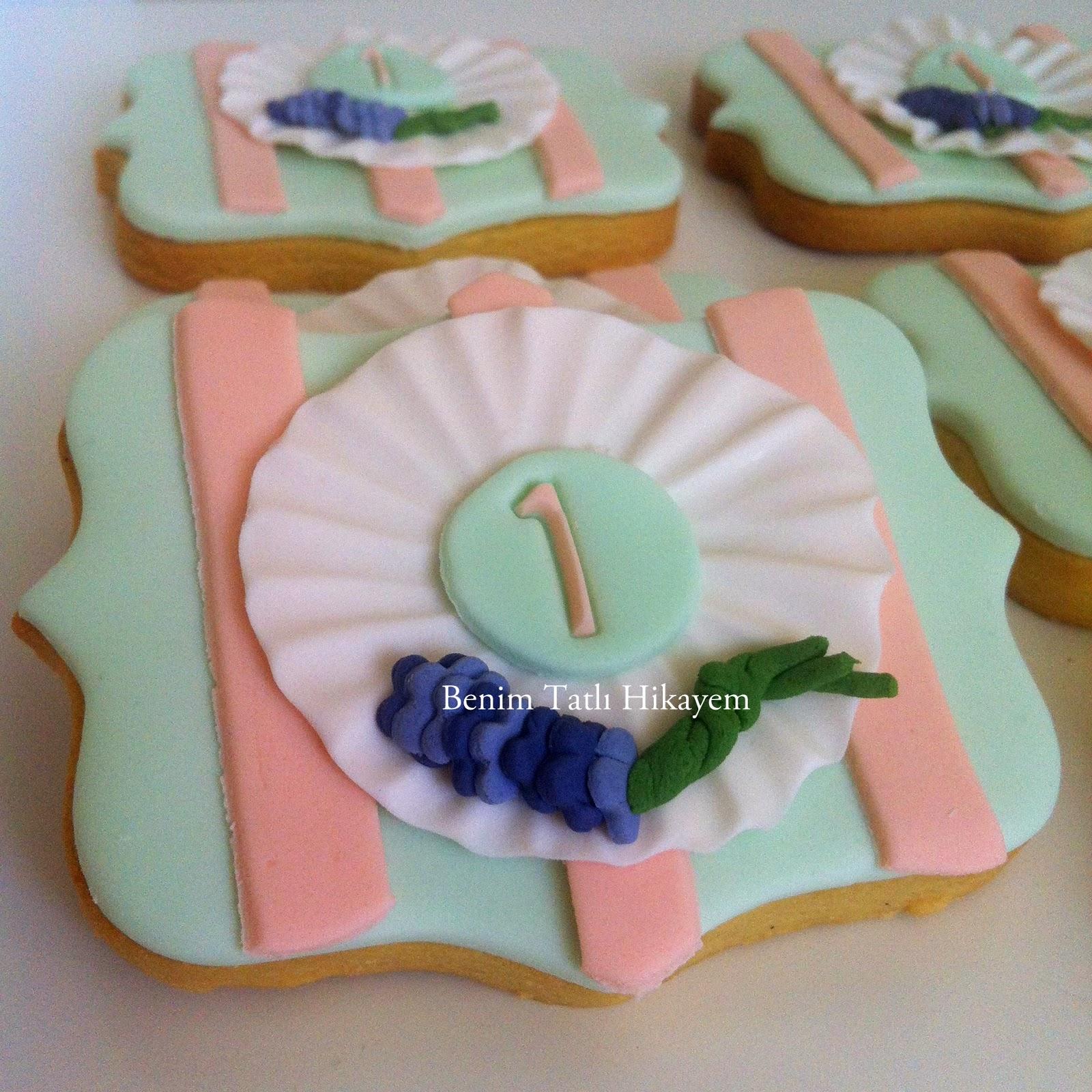 vintage kurabiye, mint kurabiye