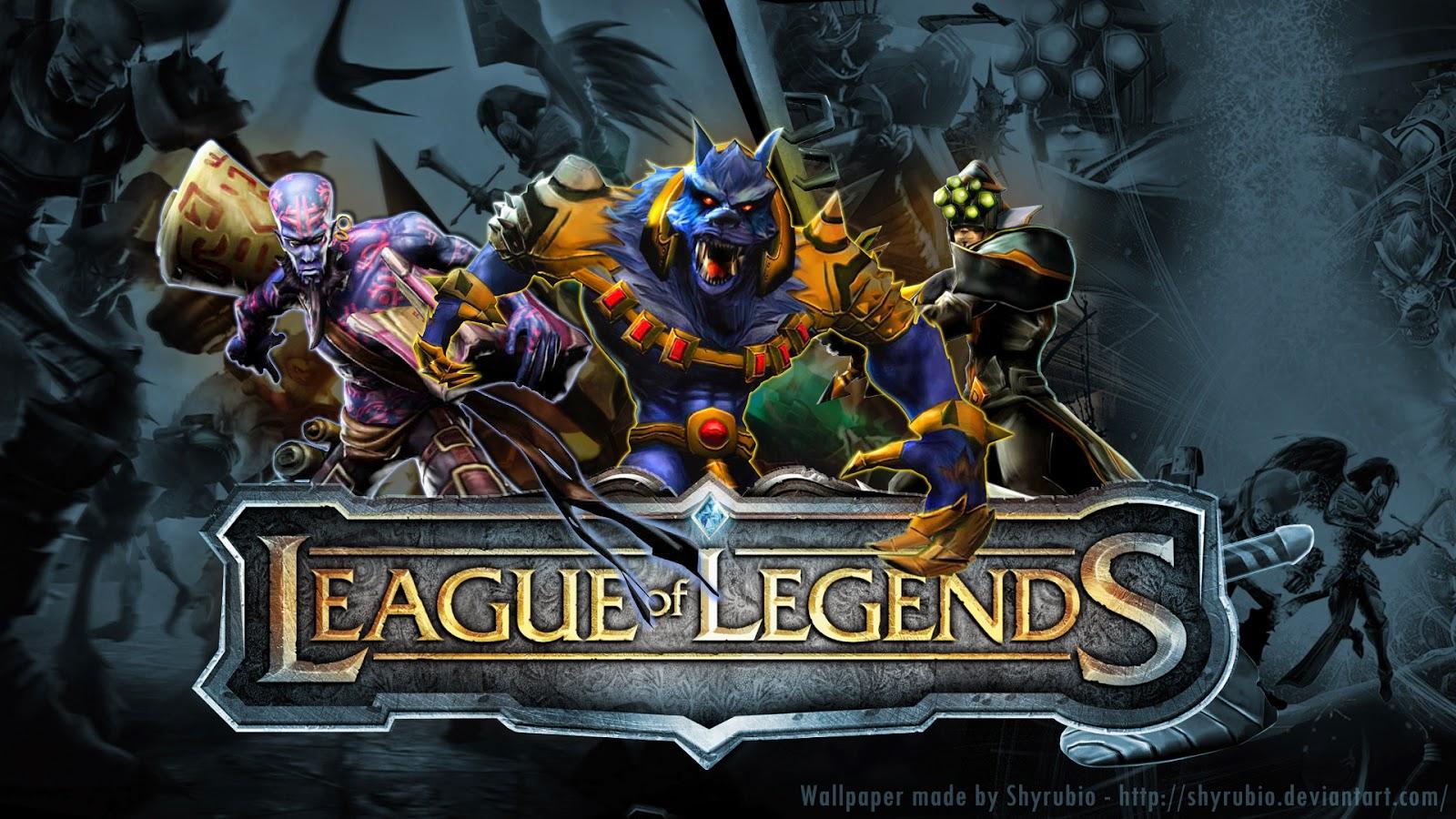 League Of Legends Hack