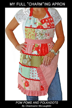 "Purchase My Full ""Charm""ing Apron Pattern"