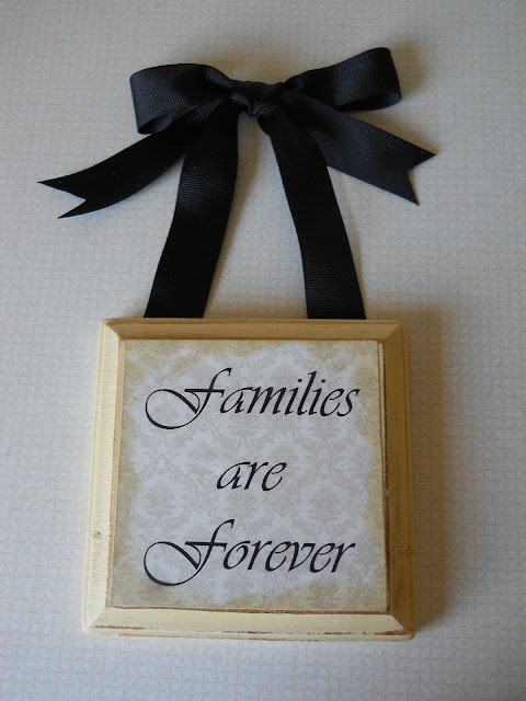 Dandelions And Dust Bunnies Easy Christmas Gift Wood Plaque
