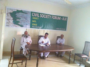 Civil Society Forum - AJK