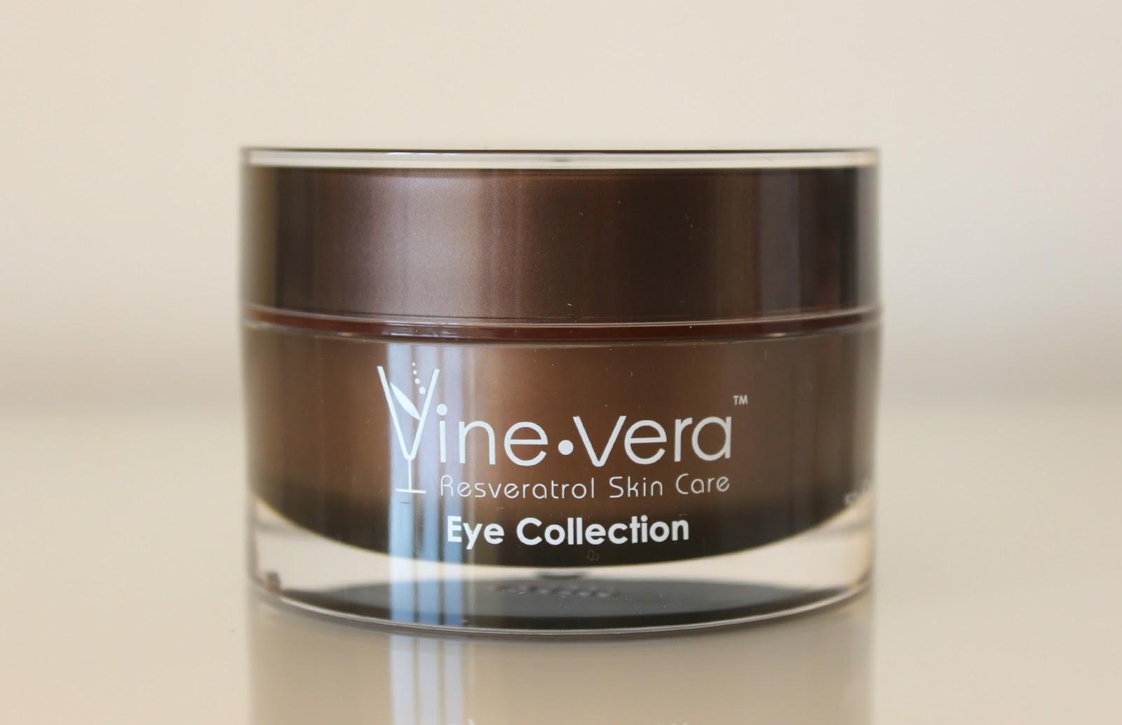 A picture of Vine Vera Resveratrol Dark Circle Eye Cream