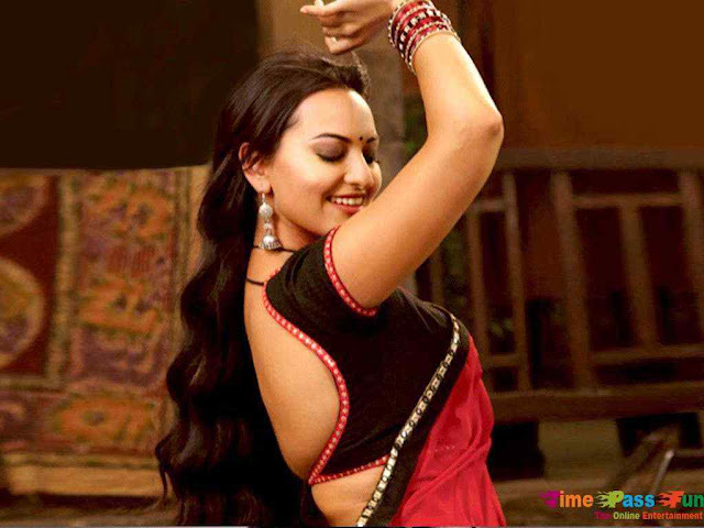 Sonakshi Sinha Hot HD Wallpaper