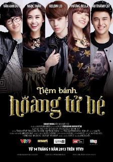 Phim Tiệm Bánh Hoàng Tử Bé - VTV9 (2013) online