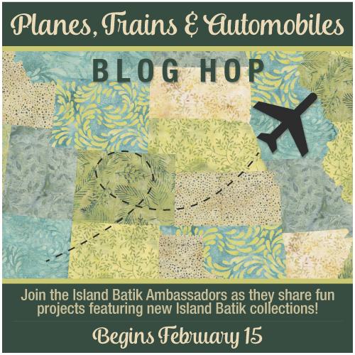 Island Batik blog hop