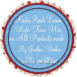 Junkin Punkin License