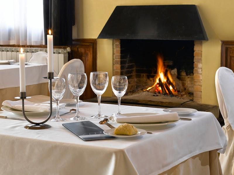 Restaurante hotel rural Villa Engracia