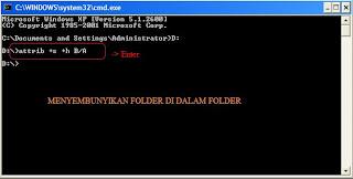 menyembunyikan+folder+dalam+folder