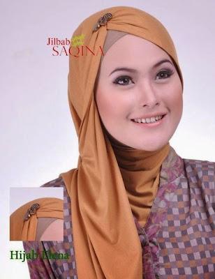 Model hijab wanita masa kini