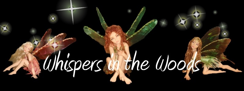 Whispers in the Woods Fairies