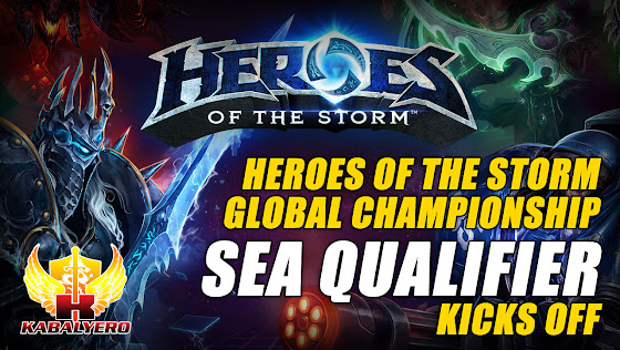 Heroes Of The Storm Global Championship SEA Qualifier Kicks OFF