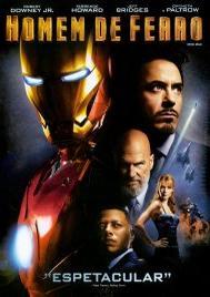 Filme Homem De Ferro Dublado AVI DVDRip