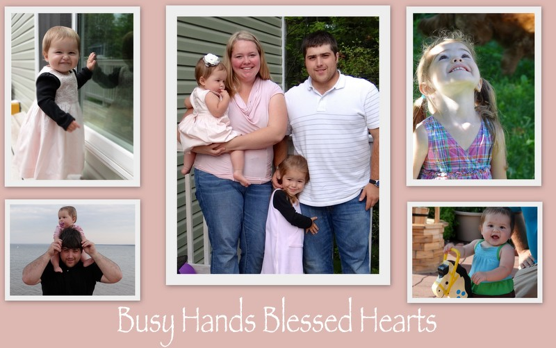 Busy Hands Blessed Hearts
