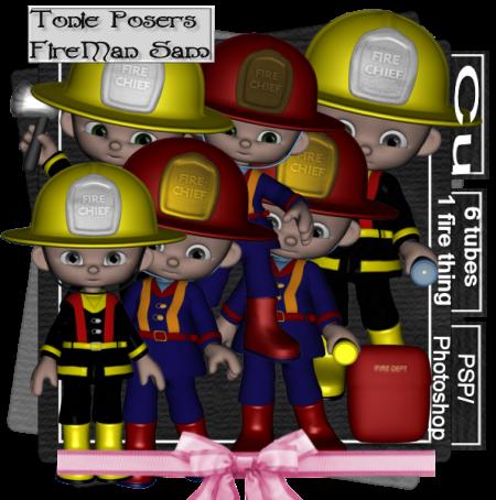 Fireman sam cu