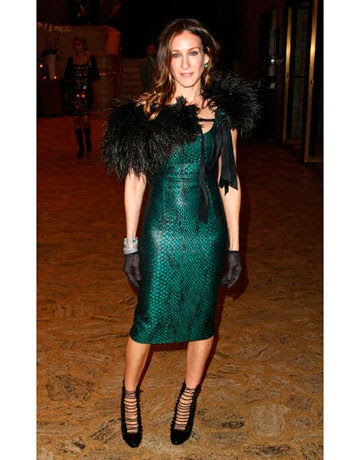 Celebrities Love L'Wren Scott