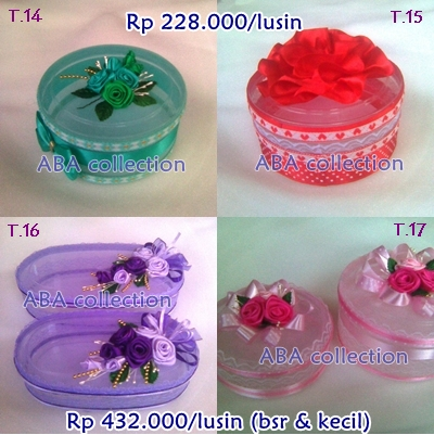 ABA COLLECTION: TOPLES HIAS