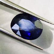 Batu Permata Bluue Sapphire - SP729