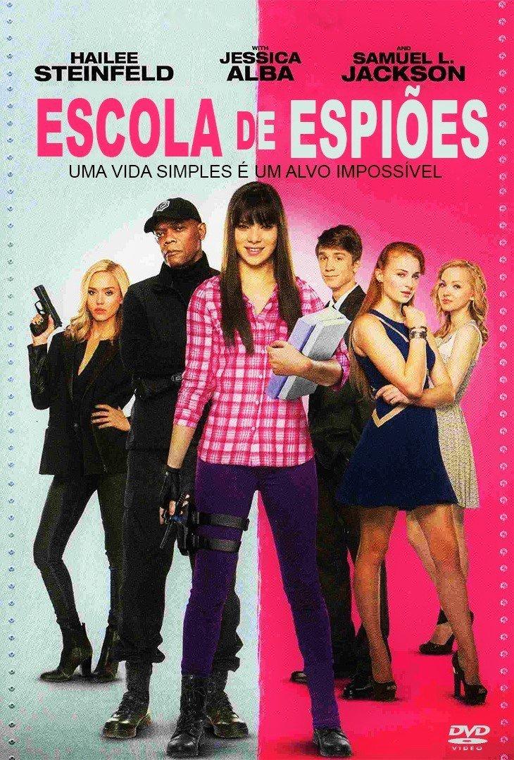 Escola de Espiões – Dublado (2015)