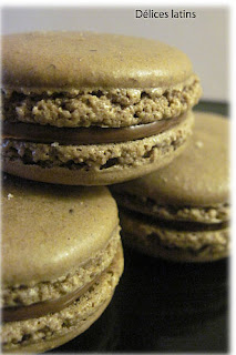 creme au nutella and macarons recipes dishmaps macarons creme au ...