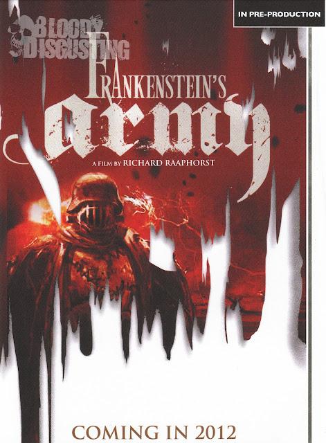 Frankenstein's Army (Webrip/Plot Synopsis/Cast)