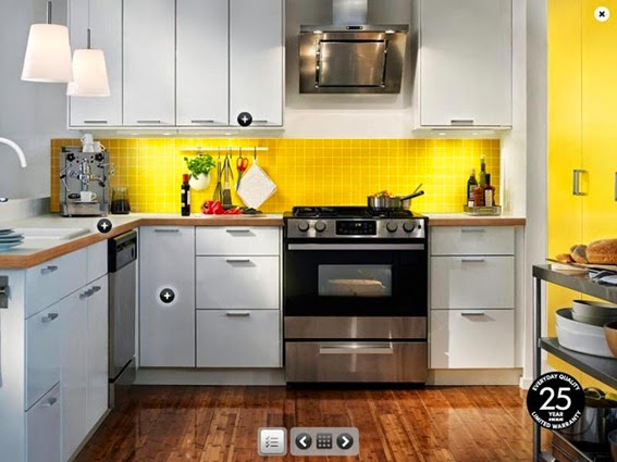 Arantxa Amor Decoracion Zona Salpicadero De La Cocina A Todo Color - Azulejos-de-cocina-pintados