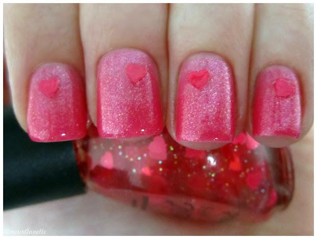 amour annette flirty valentine's