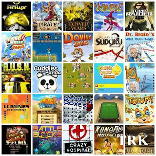 Java Mobile Games Collection Free Download