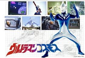 Ultraman Cosmos Episode 08-13 Subtitle Indonesia