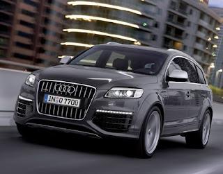 2012 Audi Q7 TDI Pictures