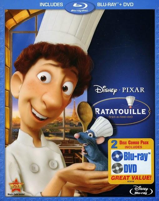 ดูการ์ตูน Ratatouille พ่อครัวตัวจี๊ด หัวใจคับโลก
