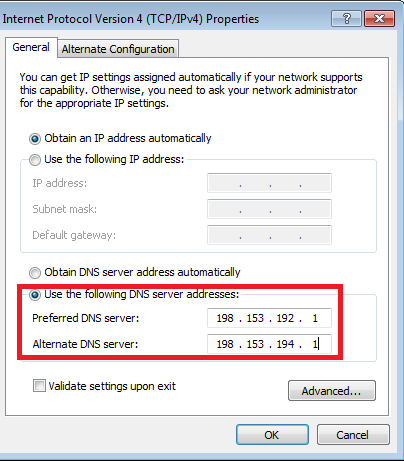 How to Boost Up my internet Speed using DNS Server