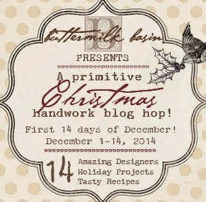 Participating Designer ~ Primitive Christmas Blog Hop