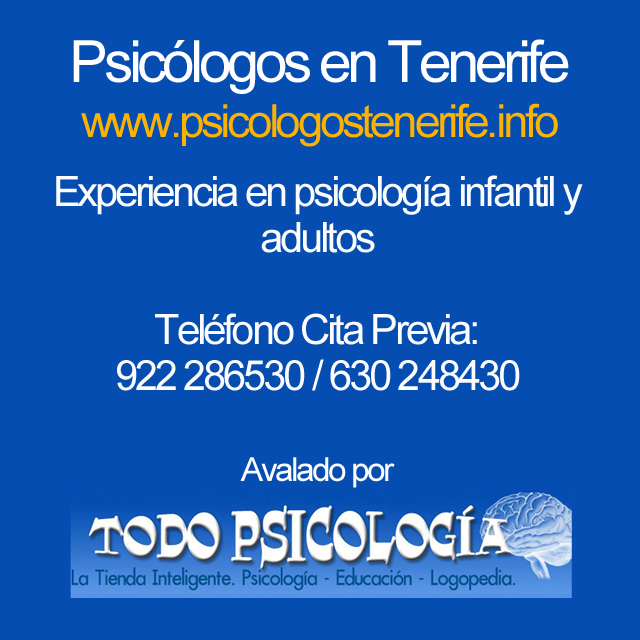 PSICOLOGÍA CLÍNICA INFANTIL, ADOLESCENTES Y ADULTOS