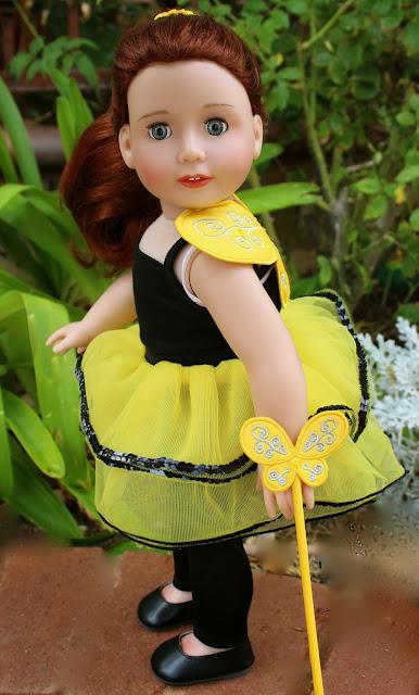 American Girl Doll Fairy, 18 inch doll fairy