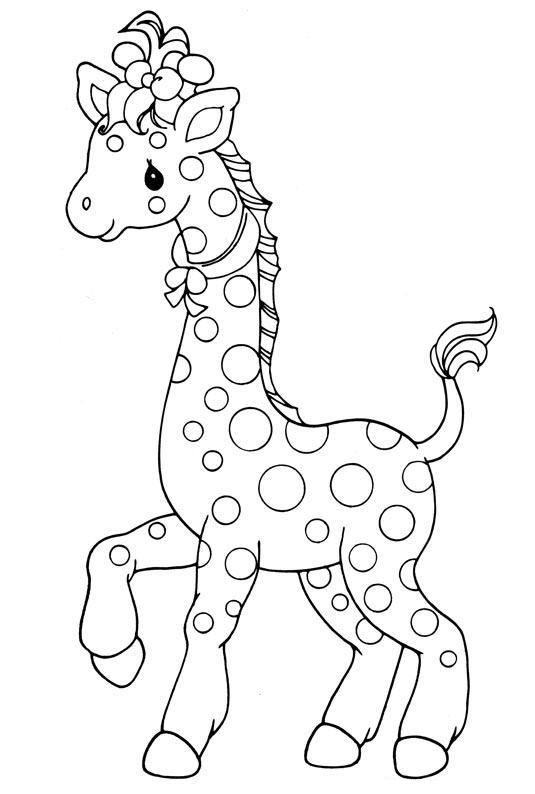 precious moments giraffe coloring pages - sonhando com cores momentos preciosos bichinhos para
