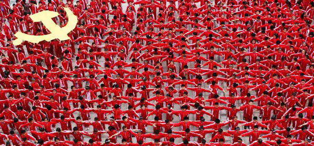 Revolucion comunista china y guerra fria
