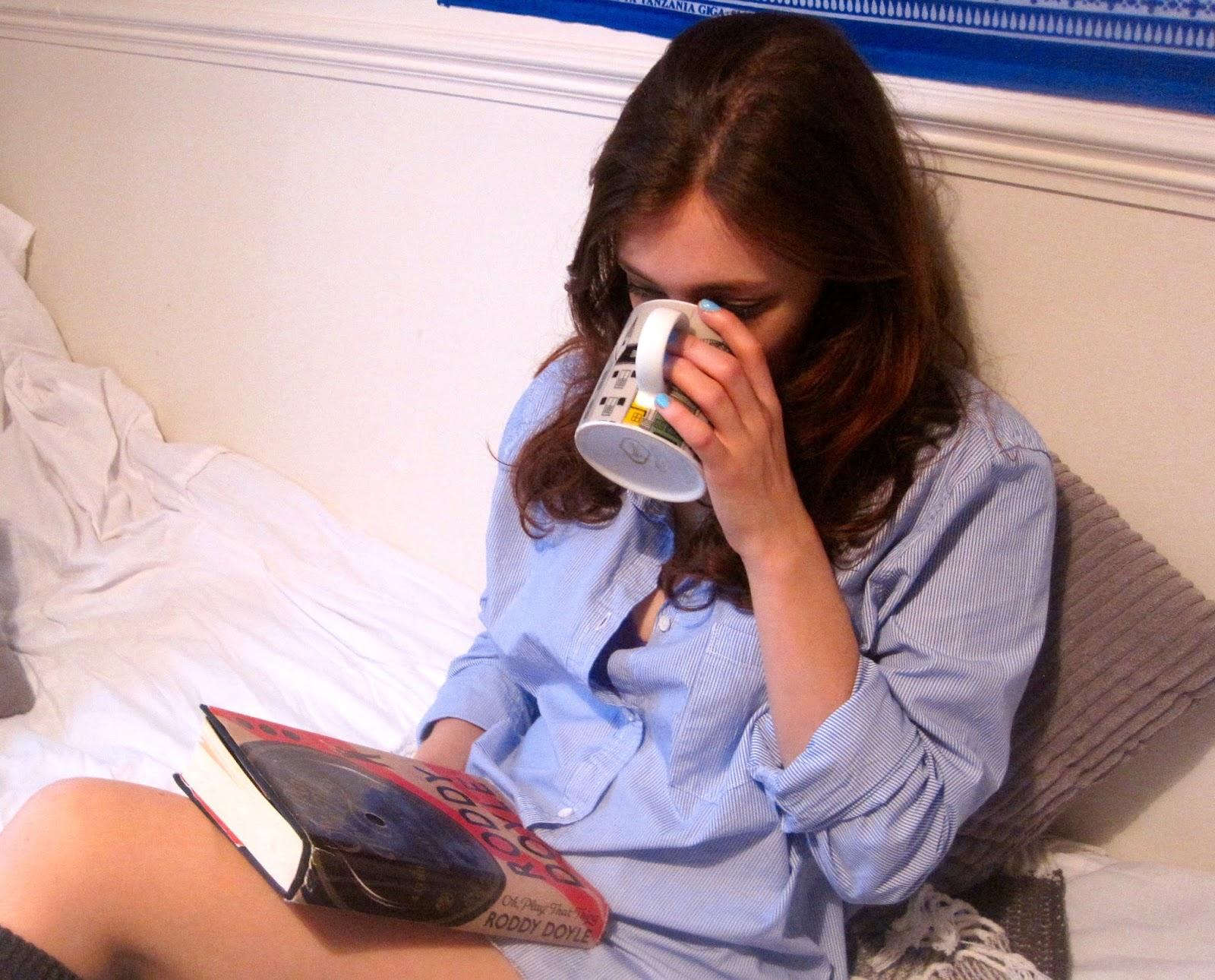 fashion blogger, nighttime routine