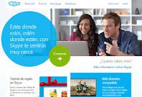 Web de Skype