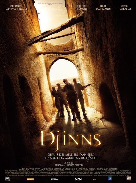 Stranded • Djinns (2010)