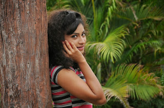 Vishnu Priya in movie Nuvve Kavali Short Film Spicy Pics